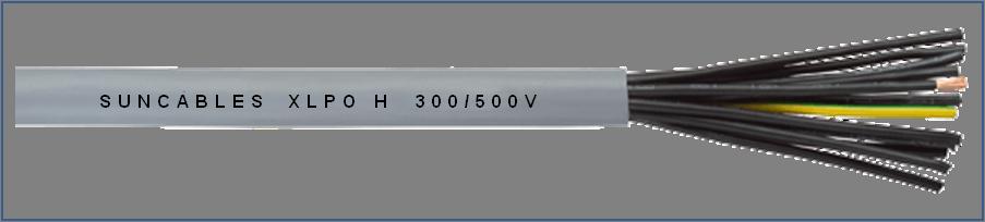XLPO H 300/500V